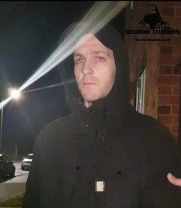 Craig Gilbert, 28- Stanley,County Durham