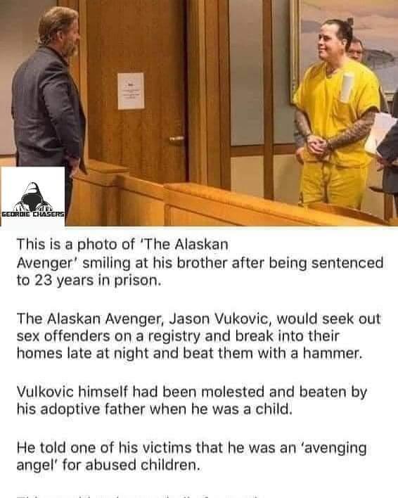 The Alaskan Avenger